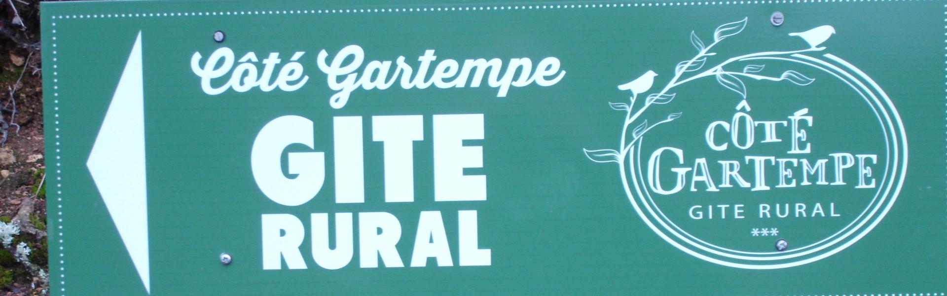 Gite Côté Gartempe